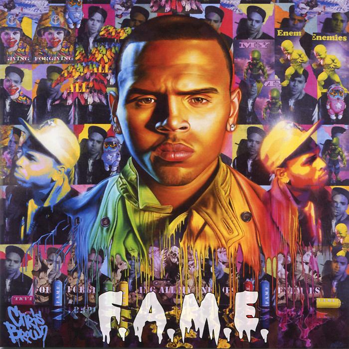 все цены на Крис Браун Chris Brown. F.A.M.E