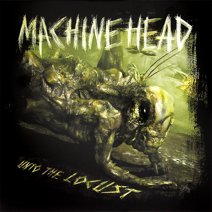 Machine Head. Unto The Locust (2 LP)