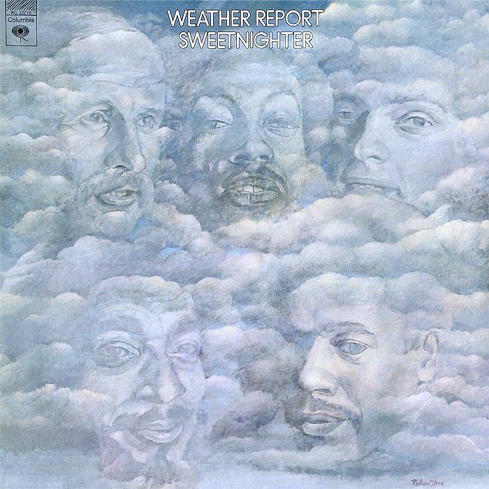 Weather Report Weather Report. Sweetnighter (LP) weather report weather report heavy weather 180 gr