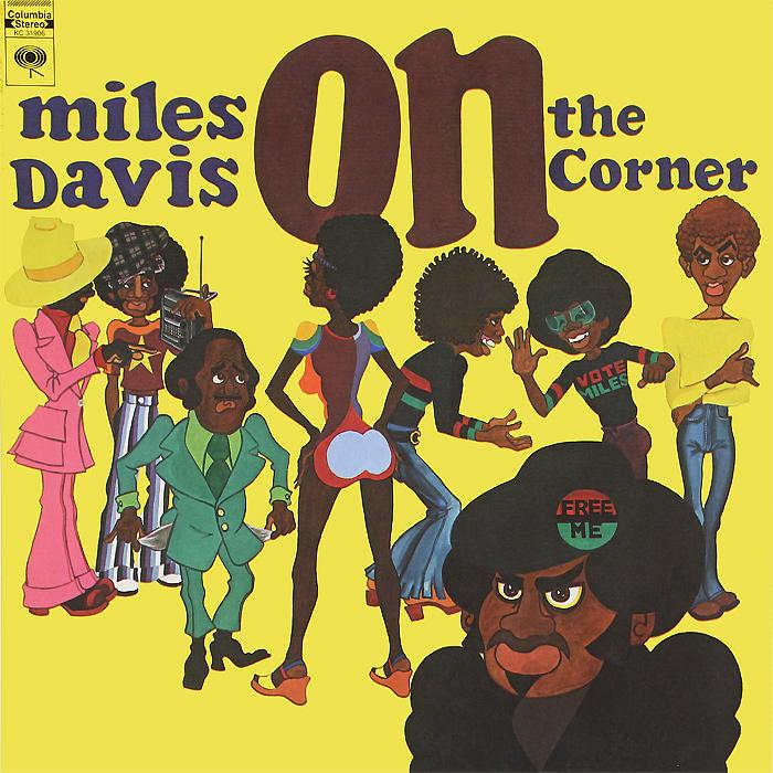 Майлз Дэвис Miles Davis. On The Corner (LP)