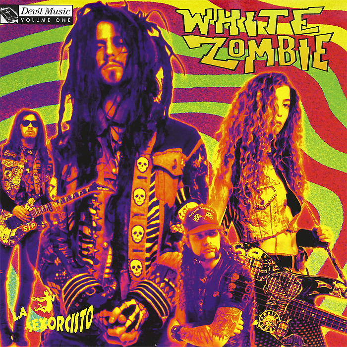 """White Zombie"" White Zombie. La Sexorcisto: Devil Music Vol.1 (LP)"