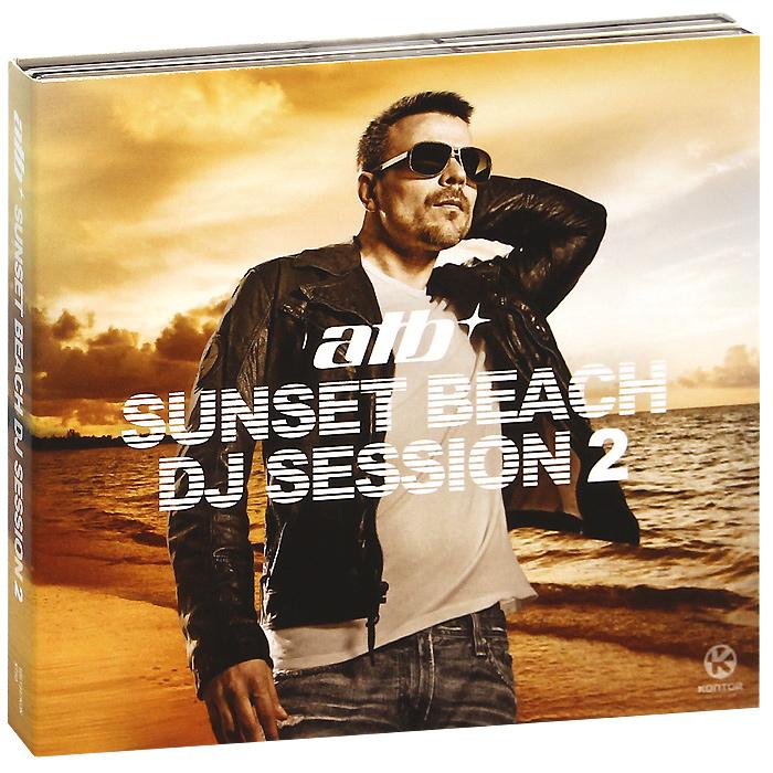ATB ATB. Sunset Beach DJ Session 2 (2 CD) atb atb dedicated