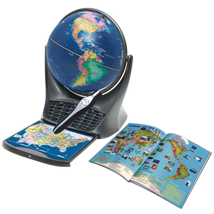 Oregon Scientific SG18 Smart Globe