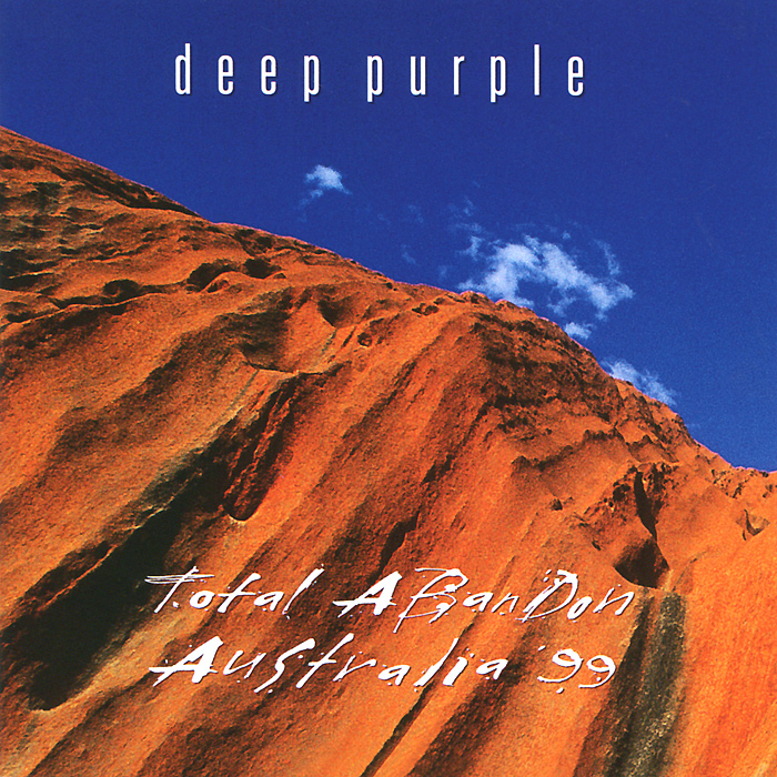 Deep Purple Deep Purple. Total Abandon - Live In Australia '99 deep purple deep purple live in stockholm 1970 2 cd dvd