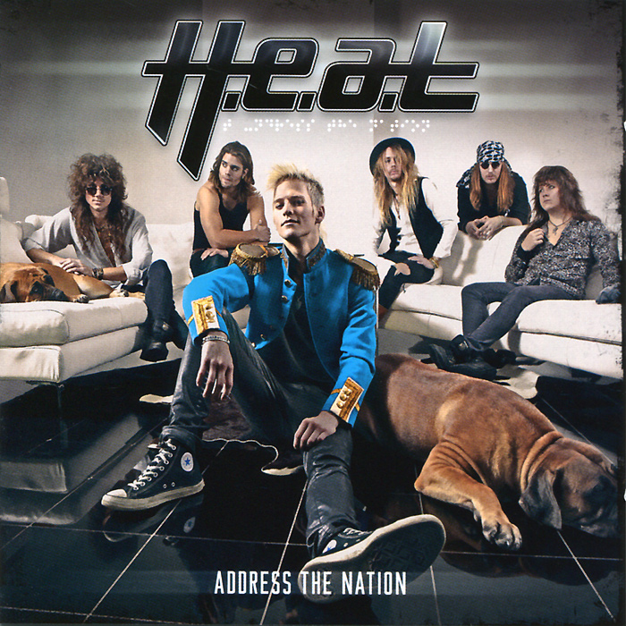 H.E.A.T. Address The Nation