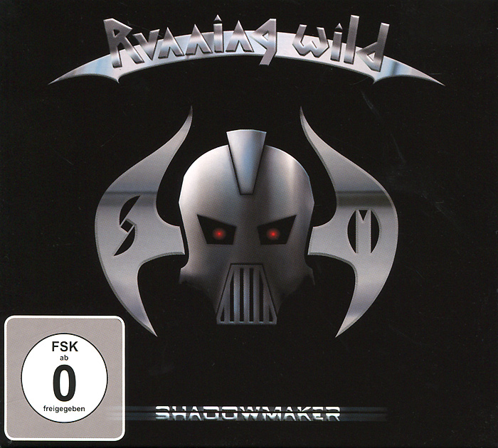 Running Wild Running Wild. Shadowmaker (CD + DVD) cd диск running wild best of adrian 1 cd