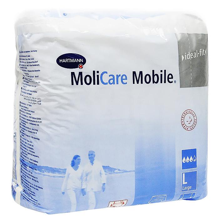 """Трусы при недержании """"Molicare Mobile"""", L (large), 14 шт"""