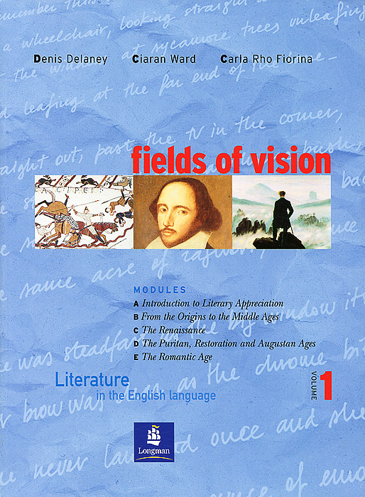 Fields of Vision: Volume 1 the stylistic identity of english literary texts