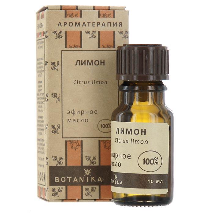 Эфирное масло Botanika Лимон, 10 мл