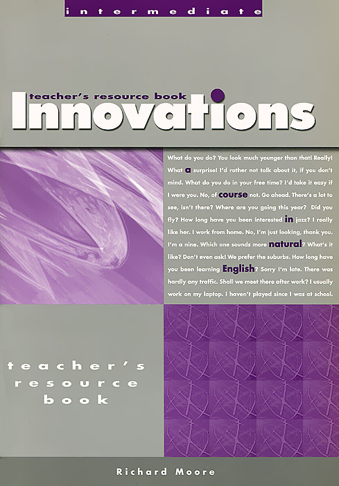 Innovations Intermediate: Teacher's Photocopiable Resource Book laser fce teacher s book