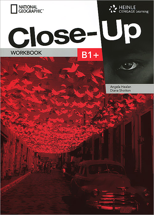 Close-Up B1+: Workbook (+ CD-ROM) springboard