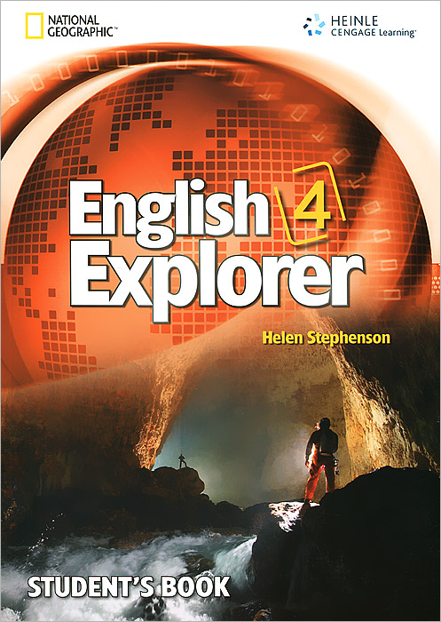 English Explorer 4 (+ CD-ROM) susan stempleski james r morgan nancy douglas world link 3 developing english fluency cd rom