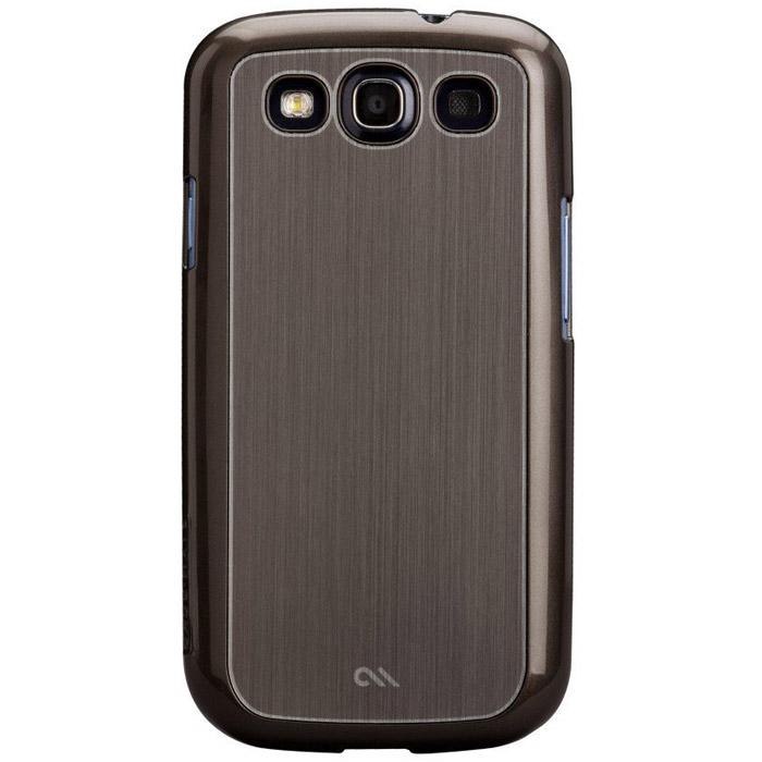 Case-Mate Barely There Aluminium для Samsung Galaxy SIII, Silver (CM021200)CM021200Чехол Case-Mate Barely There Aluminium для Samsung Galaxy S III выполнен из легкого алюминия и обеспечивает надежную защиту Вашего устройства от ударов, царапин, пыли и грязи.