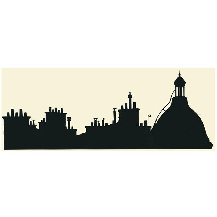 Стикер Paristic Мини-вид на Купол № 1, цвет: черный, 17 х 36 смD 2026Стикер Paristic Мини-вид на Купол - это уникальная возможность создать неповторимый индивидуальный облик интерьера вашего дома. Стикер, изображающий силуэты домов рядом с куполом, выполнен из матового винила - тонкого эластичного материала, который хорошо прилегает к любым гладким и чистым поверхностям, легко моется и держится до семи лет, при снятии не оставляет следов.Такой оригинальный элемент декора придаст интерьеру креативность и новое настроение и станет великолепным украшением, притягивающим заинтересованные взгляды окружающих.В комплекте со стикером предусмотрена подробная инструкция по наклеиванию (на русском языке). Характеристики: Материал:винил. Цвет:черный. Размер стикера (В х Ш): 17 см х 36 см. Размер упаковки: 42,5 см х 20,5 см. Производитель: Франция. Paristic - это стикеры высокого качества. Художественно выполненные стикеры, создающие эффект обмана зрения, дают необычную возможность использовать в своем интерьере элементы городского пейзажа. Продукция представлена широким ассортиментом - в зависимости от формы выбранного рисунка и от Ваших предпочтений стикеры могут иметь разный размер и разный цвет (12 вариантов помимо классического черного и белого). В коллекции Paristic - авторские работы от урбанистических зарисовок и узнаваемых парижских мотивов до природных и графических объектов. Идеи французских дизайнеров украсят любой интерьер: Paristic -это простой и оригинальный способ создать уникальную атмосферу как в современной гостиной и детской комнате, так и в офисе.В настоящее время производство стикеров Paristic ведется в России при строгом соблюдении качества продукции и по оригинальному французскому дизайну.