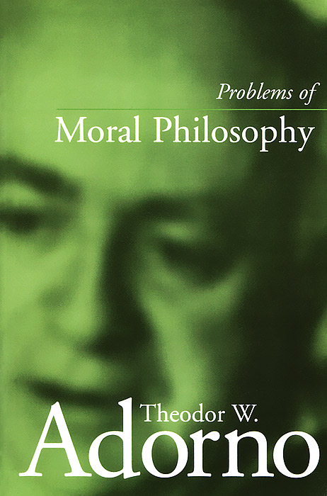 Problems of Moral Philosophy купить
