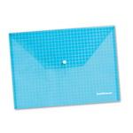 Папка-конверт на кнопке Erich Krause Envelope Folder, цвет: синий21766Папка Erich Krause используется для каждодневной работы с бумагами: для хранения, передачи и транспортировки документов. Документы надежно защищены от повреждений, пыли и влаги. Практичная застежка-кнопка удобна для частого использования и обеспечивает быстрый доступ к документам.Характеристики: Размер: 33,5 см х 24 см. Цвет:синий.