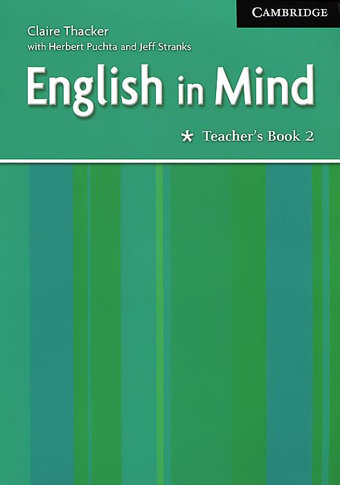 English in Mind: Teacher's Book 2 bruce bridgeman the biology of behavior and mind