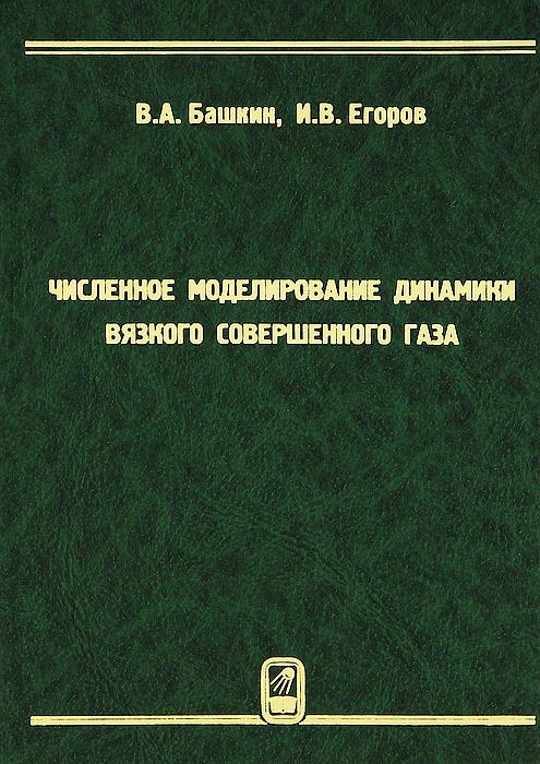 Zakazat.ru: Численное моделирование динамики вязкого совершенного газа. В. А. Башкин, И. В. Егоров