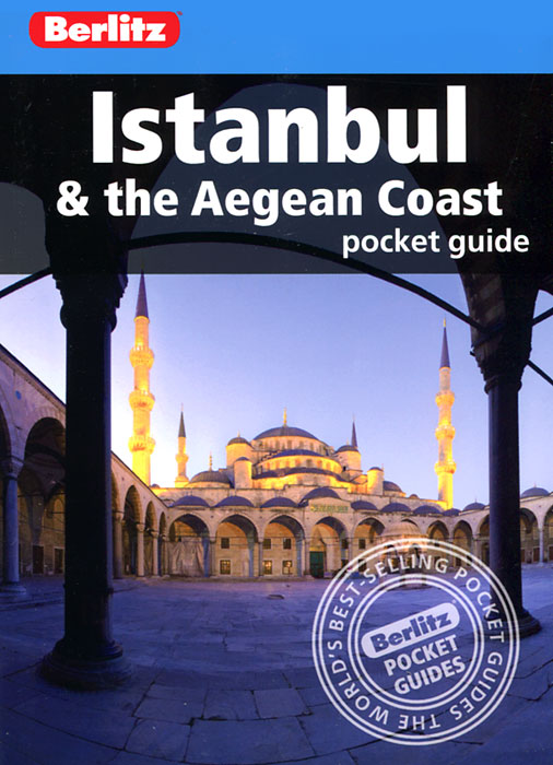 Istanbul and the Aegean Coast: Berlitz Pocket Guide the bastard of istanbul