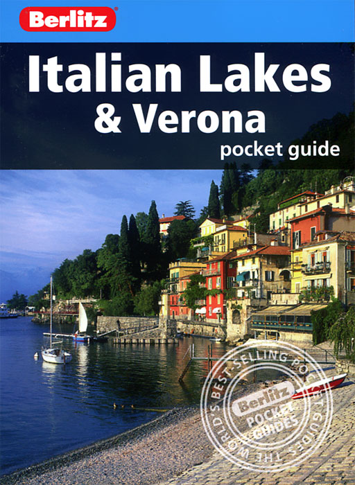 Italian Lakes and Verons: Berlitz Pocket Guide radcliffe a the italian