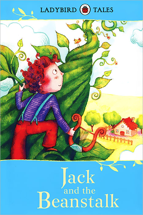 Jack and the Beanstalk ladybird tales classic stories to share
