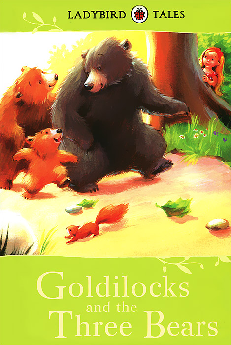 Goldilocks and the Three Bears ladybird tales classic stories to share