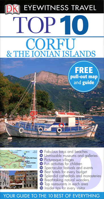 Corfu & the Ionian Islands: Top 10 islands in the stream