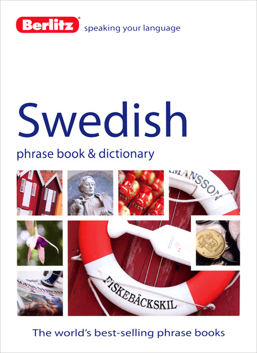 Berlitz: Swedish Phrase Book and Dictionary russian phrase book