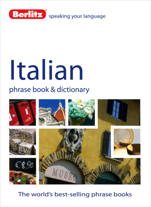 Berltiz Italian Phrase Book and Dictionary