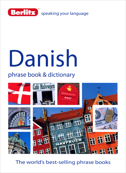 Berlitz: Danish Phrase Book and Dictionary