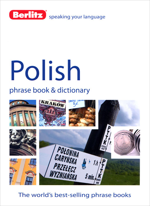 Berlitz Polish Phrase Book & Dictionary russian phrase book