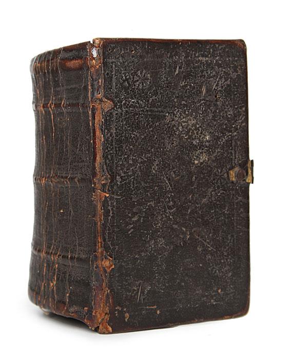 Святцы. Издание 1648 года. Редкость по В. Сопикову книга