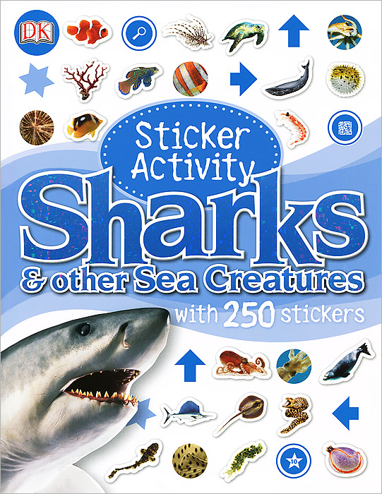 Sharks & Other Sea Creatures: Sticker Activity secret weapons – defenses of insects spiders scorpions and other many–legged creatures