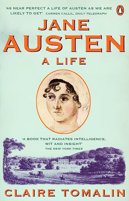 Jane Austen: A Life jane austen note cards