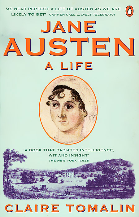 Jane Austen: A Life austen jane sense and sensibility