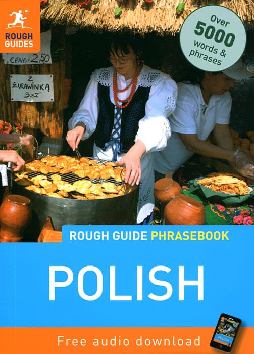Rough Guide Polish Phrasebook longman dictionary of common errors