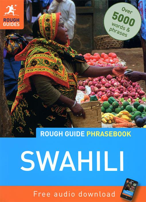 Rough Guide Swahili Phrasebook longman dictionary of common errors