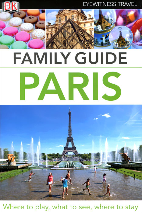 Family Guide. Paris