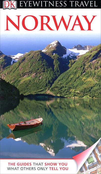 Фото Norway dk eyewitness top 10 travel guide scotland