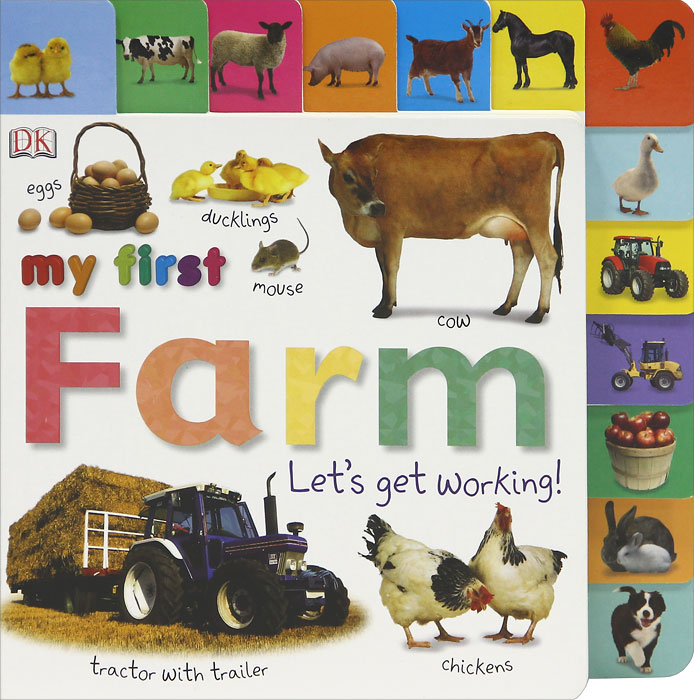 My First Farm: Let's Get Working! my first playtime let s get busy
