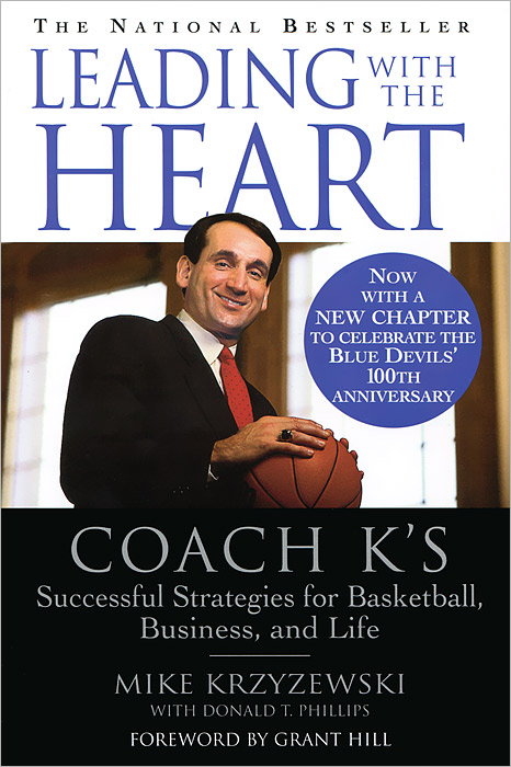 Leading with the Heart: Coach K's Successful Strategies for Basketball, Business, and Life power supply for tdps 1760ab b 1755w well tested working