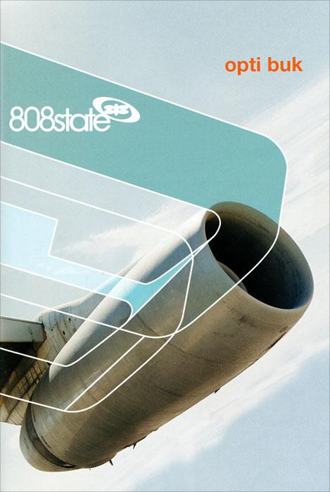 808 State: Opti Buk (DVD + CD) ub40 eindhoven