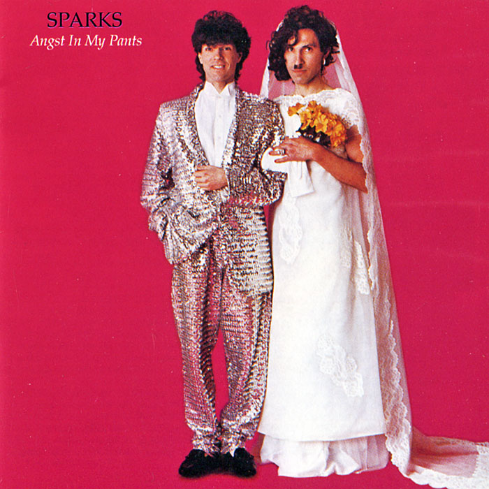 Sparks SPARKS Angst in my pants CD rdr cd [a1] my summer in china