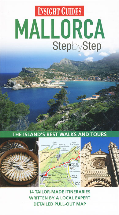 Step by Step Mallorca walking paris the best of the city a step by step guide