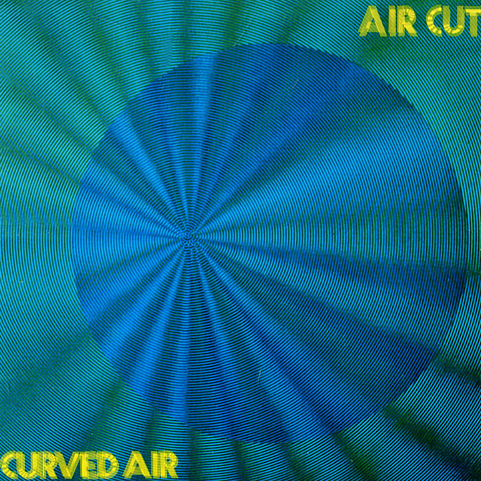 Curved Air CURVED AIR Air Cut CD DigiSleeve red curved crop top