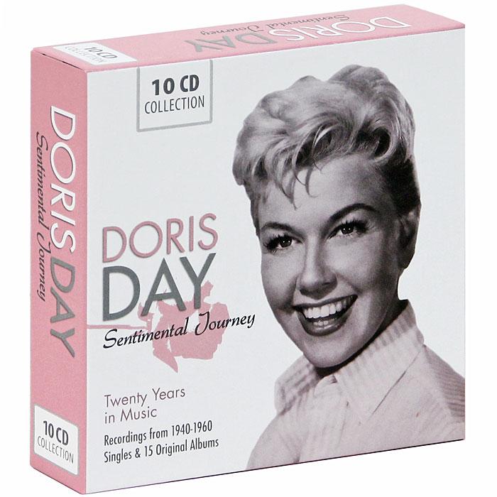 Дорис Дэй Doris Day. Sentimental Journey (10 CD) doris home