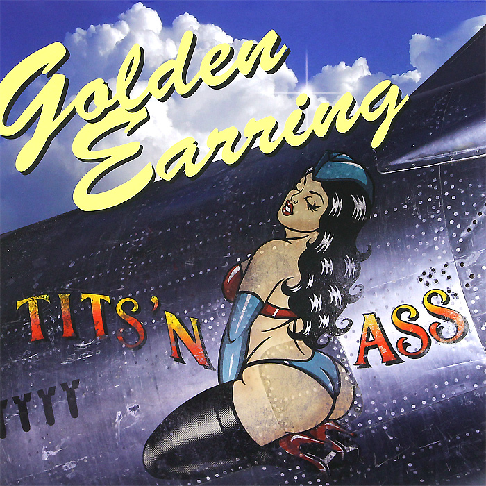 Golden Earring Golden Earring. Tits 'N Ass (2 LP) ennio morricone jubilee lp