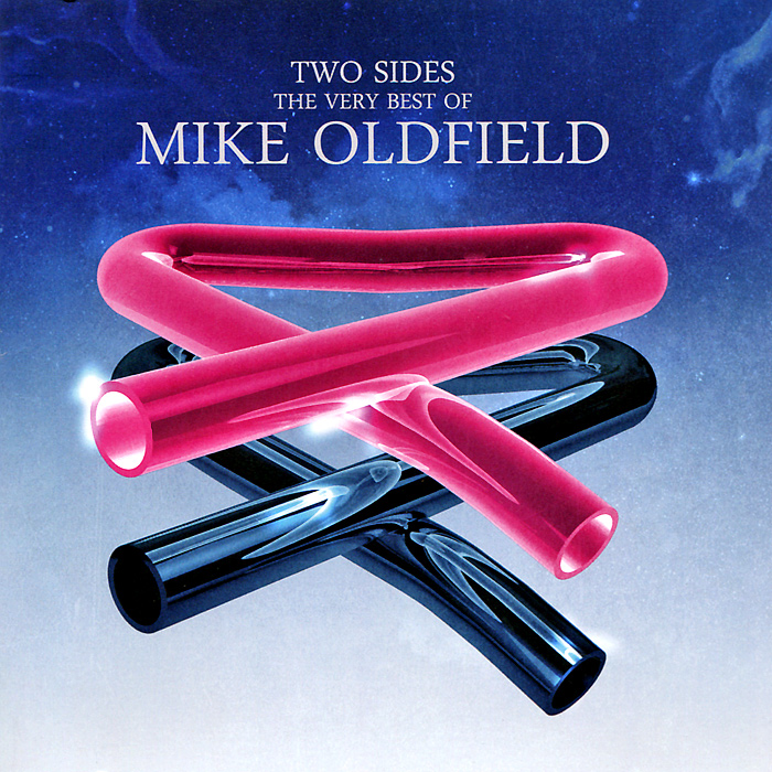 Майк Олдфилд Mike Oldfield. Two Sides. The Very Best Of Mike Oldfield (2 CD) виниловая пластинка mike oldfield tubular bells ii