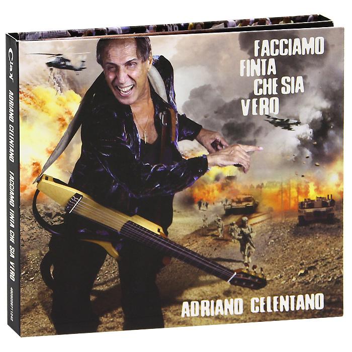 Адриано Челентано Adriano Celentano. Facciamo Finta Che Sia Vero celentano tribute show