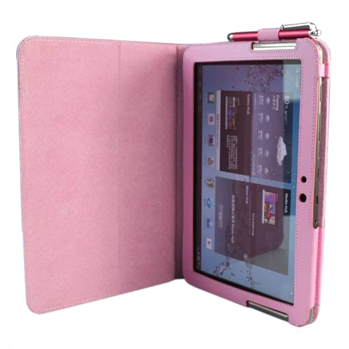 IT Baggage чехол для Samsung Galaxy Tab 2 10.1, Pink (ITSSGT1022-3) new 10 1 inch for samsung galaxy tab 2 gt p5100 p5100 p5110 p5113 n8000 touch screen glass panel replacement free ship